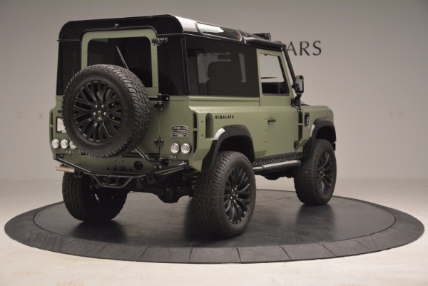 Used 1997 Land Rover Defender 90 for sale Sold at Rolls-Royce Motor Cars Greenwich in Greenwich CT 06830 7