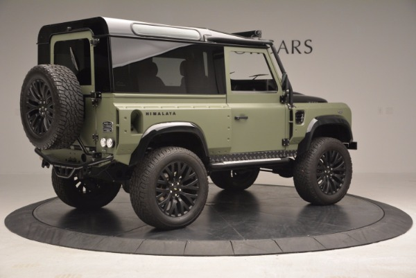 Used 1997 Land Rover Defender 90 for sale Sold at Rolls-Royce Motor Cars Greenwich in Greenwich CT 06830 8