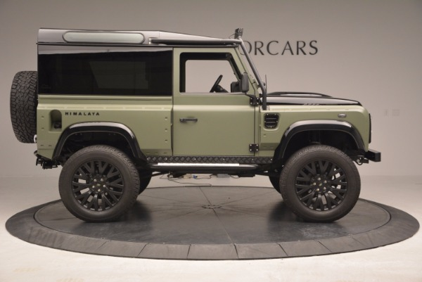 Used 1997 Land Rover Defender 90 for sale Sold at Rolls-Royce Motor Cars Greenwich in Greenwich CT 06830 9