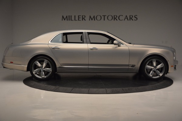 Used 2016 Bentley Mulsanne Speed for sale Sold at Rolls-Royce Motor Cars Greenwich in Greenwich CT 06830 10