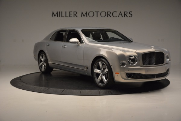 Used 2016 Bentley Mulsanne Speed for sale Sold at Rolls-Royce Motor Cars Greenwich in Greenwich CT 06830 12
