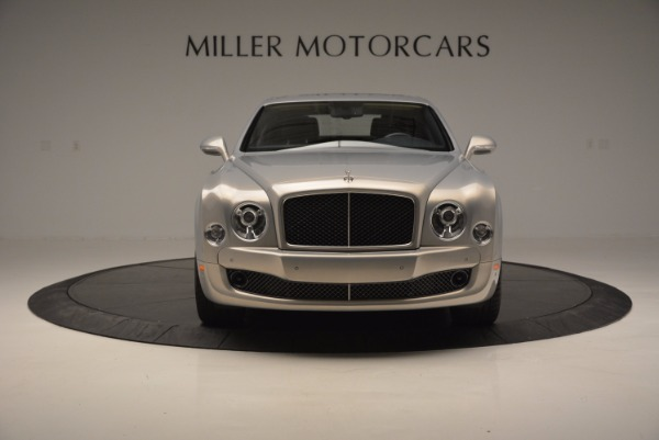 Used 2016 Bentley Mulsanne Speed for sale Sold at Rolls-Royce Motor Cars Greenwich in Greenwich CT 06830 13