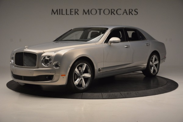 Used 2016 Bentley Mulsanne Speed for sale Sold at Rolls-Royce Motor Cars Greenwich in Greenwich CT 06830 2