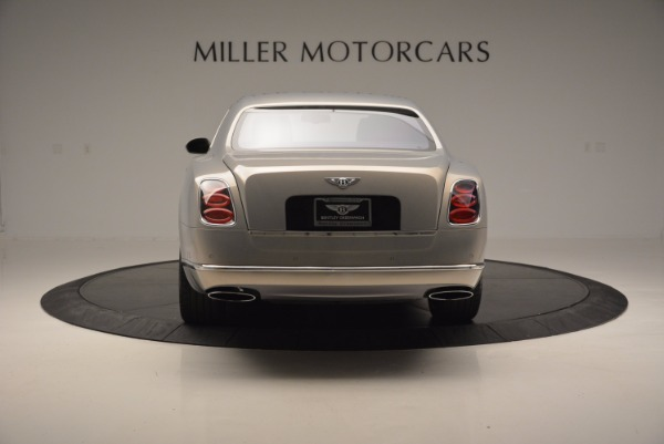 Used 2016 Bentley Mulsanne Speed for sale Sold at Rolls-Royce Motor Cars Greenwich in Greenwich CT 06830 7