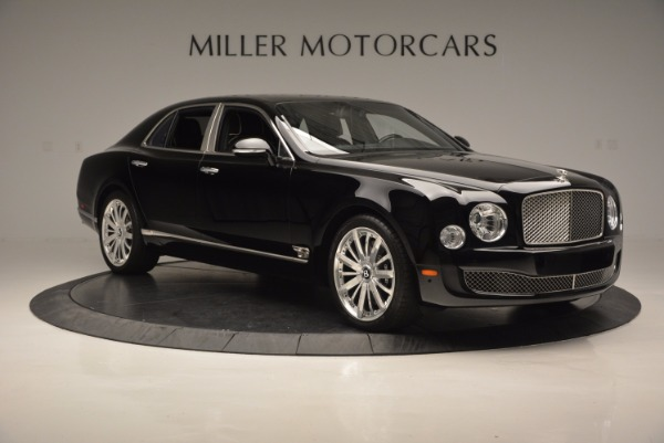 Used 2016 Bentley Mulsanne for sale Sold at Rolls-Royce Motor Cars Greenwich in Greenwich CT 06830 11