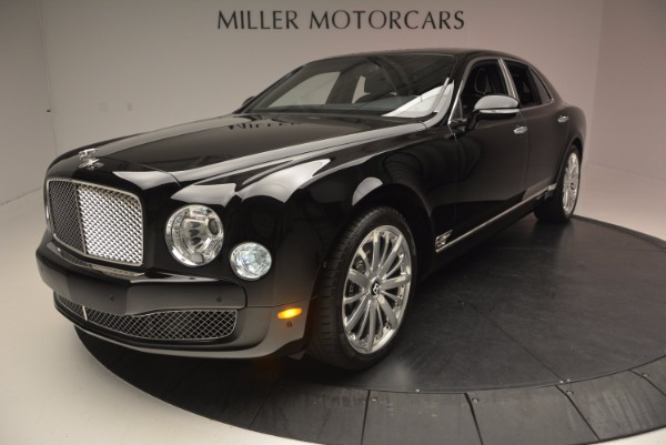 Used 2016 Bentley Mulsanne for sale Sold at Rolls-Royce Motor Cars Greenwich in Greenwich CT 06830 20
