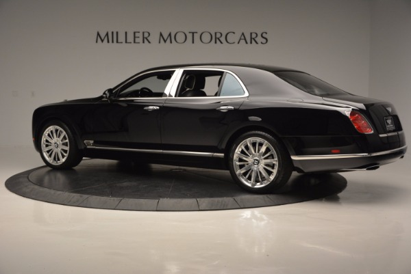 Used 2016 Bentley Mulsanne for sale Sold at Rolls-Royce Motor Cars Greenwich in Greenwich CT 06830 4