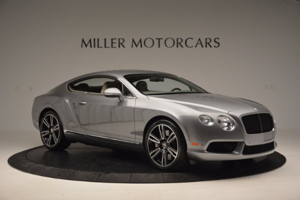 Used 2014 Bentley Continental GT V8 for sale Sold at Rolls-Royce Motor Cars Greenwich in Greenwich CT 06830 10