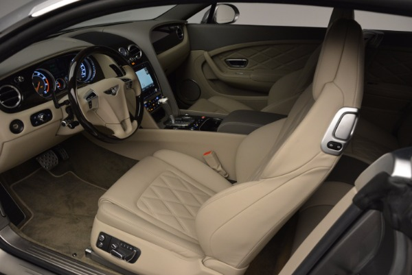 Used 2014 Bentley Continental GT V8 for sale Sold at Rolls-Royce Motor Cars Greenwich in Greenwich CT 06830 21