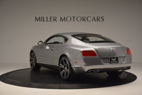 Used 2014 Bentley Continental GT V8 for sale Sold at Rolls-Royce Motor Cars Greenwich in Greenwich CT 06830 5
