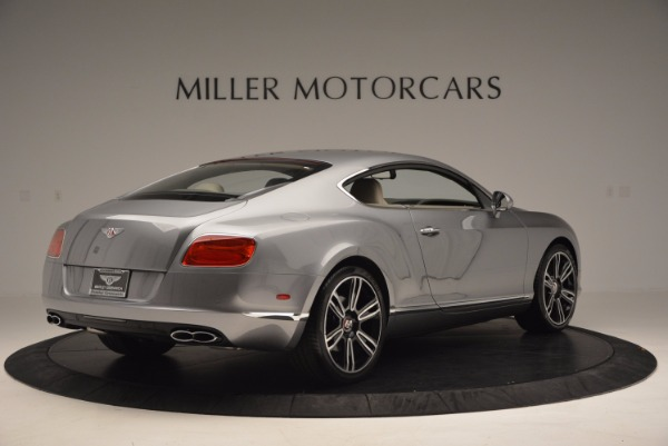 Used 2014 Bentley Continental GT V8 for sale Sold at Rolls-Royce Motor Cars Greenwich in Greenwich CT 06830 8