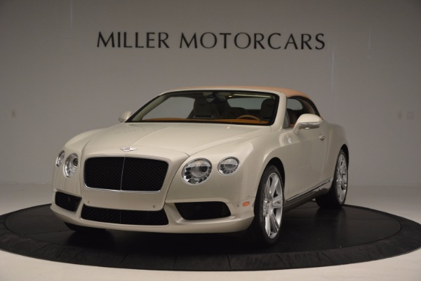 Used 2013 Bentley Continental GTC V8 for sale Sold at Rolls-Royce Motor Cars Greenwich in Greenwich CT 06830 14