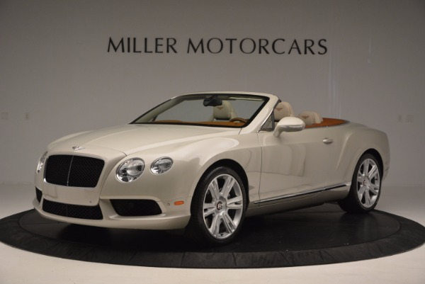 Used 2013 Bentley Continental GTC V8 for sale Sold at Rolls-Royce Motor Cars Greenwich in Greenwich CT 06830 2