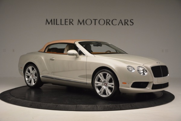 Used 2013 Bentley Continental GTC V8 for sale Sold at Rolls-Royce Motor Cars Greenwich in Greenwich CT 06830 23