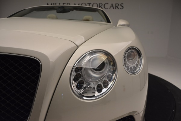 Used 2013 Bentley Continental GTC V8 for sale Sold at Rolls-Royce Motor Cars Greenwich in Greenwich CT 06830 27