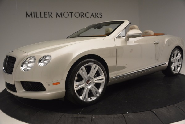 Used 2013 Bentley Continental GTC V8 for sale Sold at Rolls-Royce Motor Cars Greenwich in Greenwich CT 06830 28