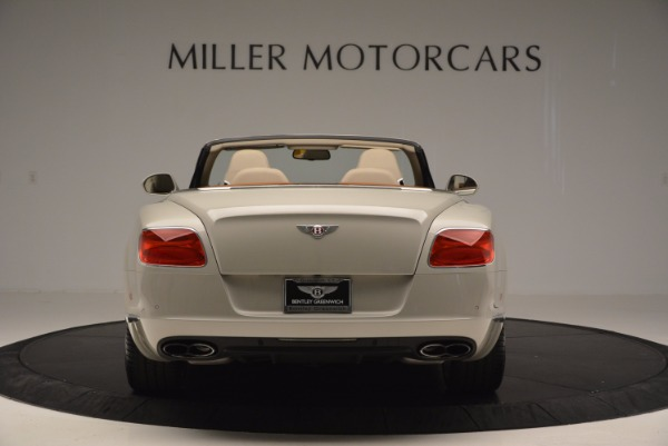 Used 2013 Bentley Continental GTC V8 for sale Sold at Rolls-Royce Motor Cars Greenwich in Greenwich CT 06830 6