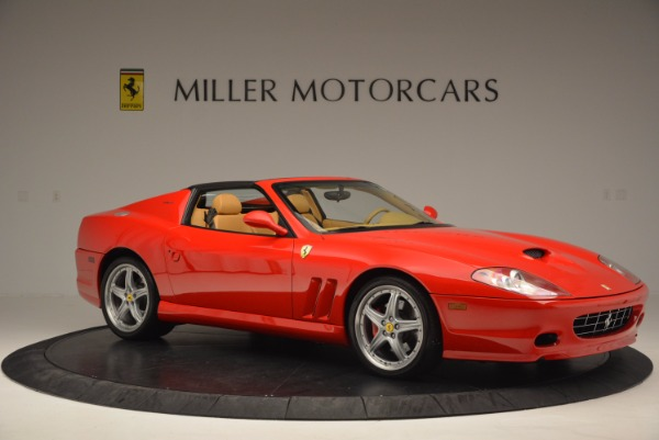 Used 2005 Ferrari Superamerica 6-Speed Manual for sale Sold at Rolls-Royce Motor Cars Greenwich in Greenwich CT 06830 10