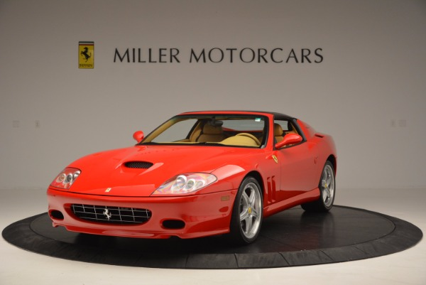 Used 2005 Ferrari Superamerica 6-Speed Manual for sale Sold at Rolls-Royce Motor Cars Greenwich in Greenwich CT 06830 13