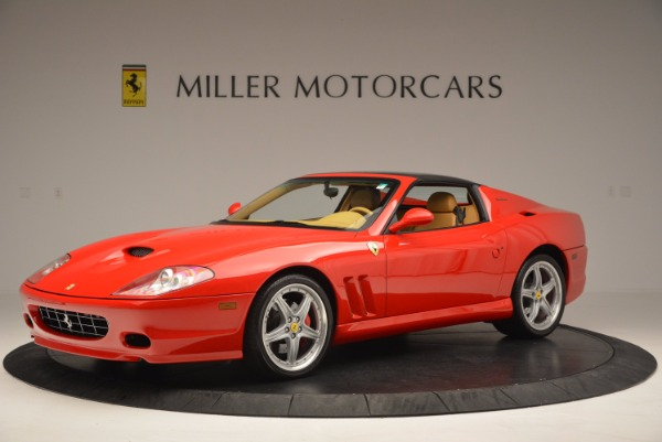Used 2005 Ferrari Superamerica 6-Speed Manual for sale Sold at Rolls-Royce Motor Cars Greenwich in Greenwich CT 06830 14