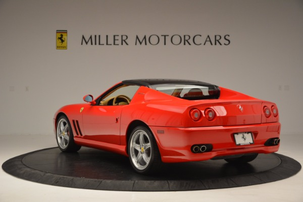 Used 2005 Ferrari Superamerica 6-Speed Manual for sale Sold at Rolls-Royce Motor Cars Greenwich in Greenwich CT 06830 17