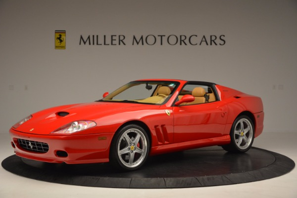 Used 2005 Ferrari Superamerica 6-Speed Manual for sale Sold at Rolls-Royce Motor Cars Greenwich in Greenwich CT 06830 2
