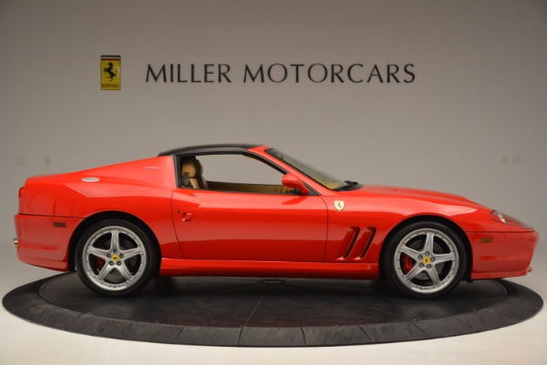Used 2005 Ferrari Superamerica 6-Speed Manual for sale Sold at Rolls-Royce Motor Cars Greenwich in Greenwich CT 06830 21