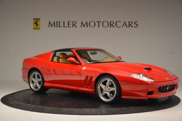 Used 2005 Ferrari Superamerica 6-Speed Manual for sale Sold at Rolls-Royce Motor Cars Greenwich in Greenwich CT 06830 22