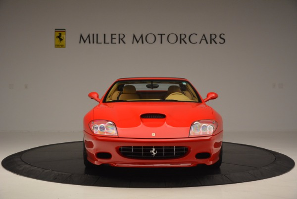 Used 2005 Ferrari Superamerica 6-Speed Manual for sale Sold at Rolls-Royce Motor Cars Greenwich in Greenwich CT 06830 24