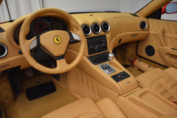 Used 2005 Ferrari Superamerica 6-Speed Manual for sale Sold at Rolls-Royce Motor Cars Greenwich in Greenwich CT 06830 25