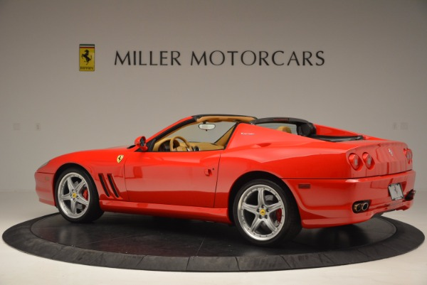 Used 2005 Ferrari Superamerica 6-Speed Manual for sale Sold at Rolls-Royce Motor Cars Greenwich in Greenwich CT 06830 4