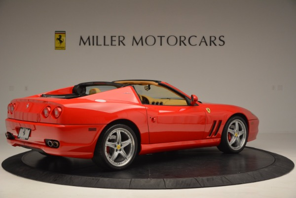 Used 2005 Ferrari Superamerica 6-Speed Manual for sale Sold at Rolls-Royce Motor Cars Greenwich in Greenwich CT 06830 8