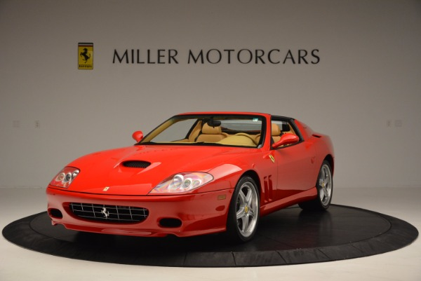 Used 2005 Ferrari Superamerica 6-Speed Manual for sale Sold at Rolls-Royce Motor Cars Greenwich in Greenwich CT 06830 1