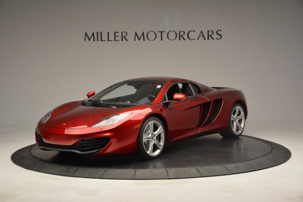 Used 2013 McLaren 12C Spider for sale Sold at Rolls-Royce Motor Cars Greenwich in Greenwich CT 06830 14