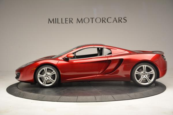 Used 2013 McLaren 12C Spider for sale Sold at Rolls-Royce Motor Cars Greenwich in Greenwich CT 06830 15