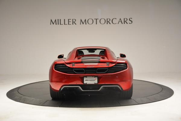 Used 2013 McLaren 12C Spider for sale Sold at Rolls-Royce Motor Cars Greenwich in Greenwich CT 06830 17