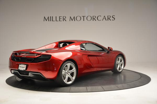 Used 2013 McLaren 12C Spider for sale Sold at Rolls-Royce Motor Cars Greenwich in Greenwich CT 06830 18