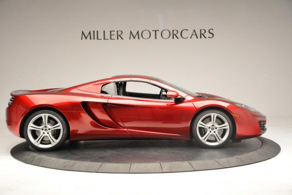 Used 2013 McLaren 12C Spider for sale Sold at Rolls-Royce Motor Cars Greenwich in Greenwich CT 06830 19