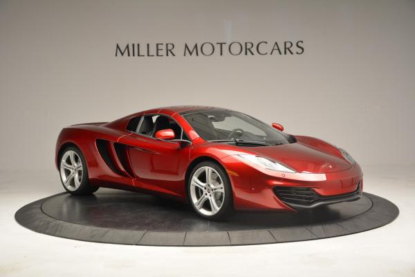 Used 2013 McLaren 12C Spider for sale Sold at Rolls-Royce Motor Cars Greenwich in Greenwich CT 06830 20
