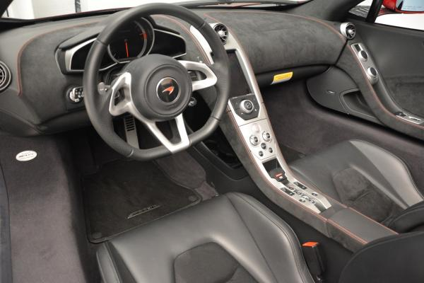 Used 2013 McLaren 12C Spider for sale Sold at Rolls-Royce Motor Cars Greenwich in Greenwich CT 06830 21