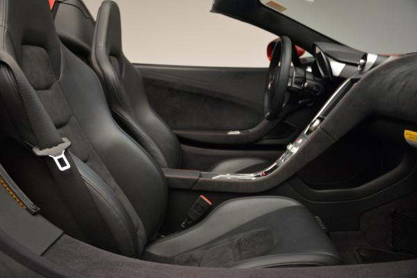 Used 2013 McLaren 12C Spider for sale Sold at Rolls-Royce Motor Cars Greenwich in Greenwich CT 06830 26