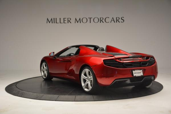 Used 2013 McLaren 12C Spider for sale Sold at Rolls-Royce Motor Cars Greenwich in Greenwich CT 06830 5