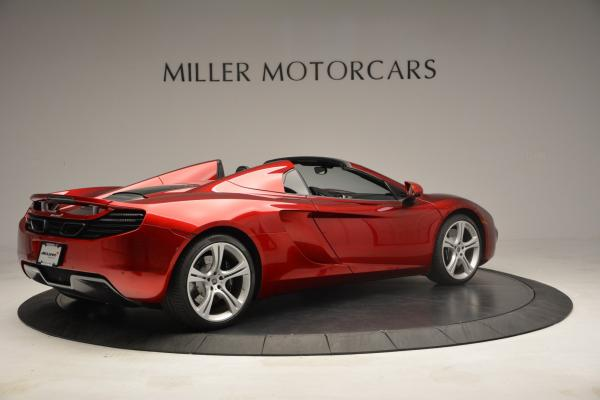 Used 2013 McLaren 12C Spider for sale Sold at Rolls-Royce Motor Cars Greenwich in Greenwich CT 06830 8