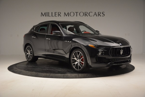 Used 2017 Maserati Levante S Q4 for sale Sold at Rolls-Royce Motor Cars Greenwich in Greenwich CT 06830 11