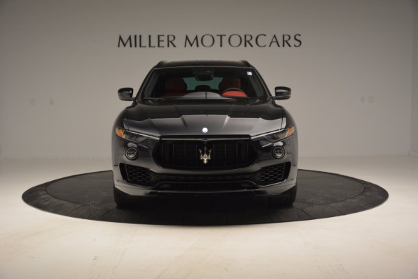 Used 2017 Maserati Levante S Q4 for sale Sold at Rolls-Royce Motor Cars Greenwich in Greenwich CT 06830 12