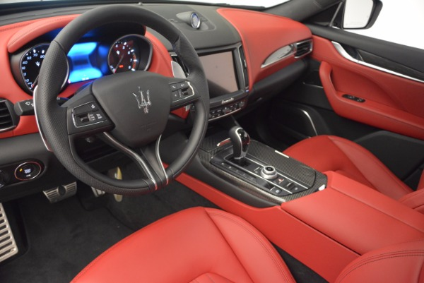 Used 2017 Maserati Levante S Q4 for sale Sold at Rolls-Royce Motor Cars Greenwich in Greenwich CT 06830 13