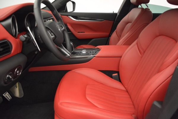Used 2017 Maserati Levante S Q4 for sale Sold at Rolls-Royce Motor Cars Greenwich in Greenwich CT 06830 14