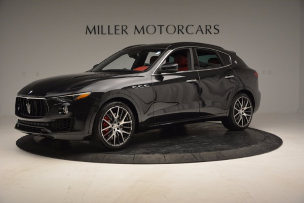 Used 2017 Maserati Levante S Q4 for sale Sold at Rolls-Royce Motor Cars Greenwich in Greenwich CT 06830 2