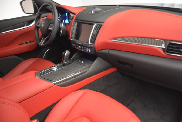 Used 2017 Maserati Levante S Q4 for sale Sold at Rolls-Royce Motor Cars Greenwich in Greenwich CT 06830 20
