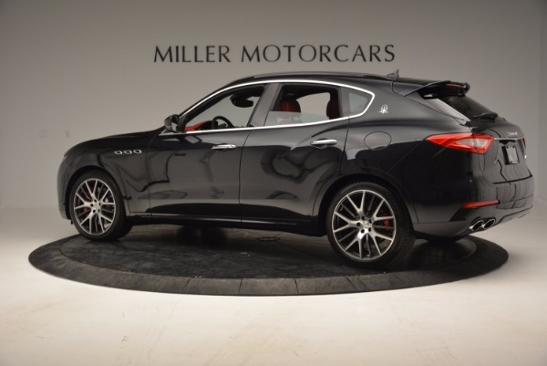Used 2017 Maserati Levante S Q4 for sale Sold at Rolls-Royce Motor Cars Greenwich in Greenwich CT 06830 4
